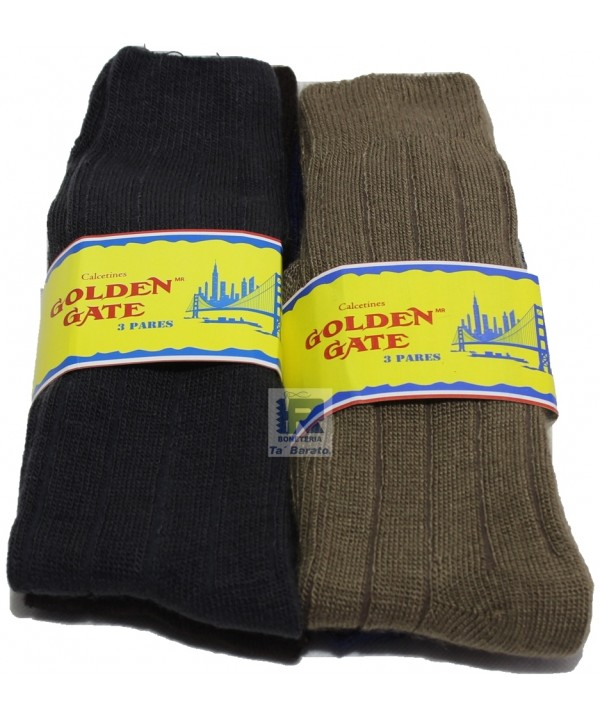 Calcetines Caballero Golden